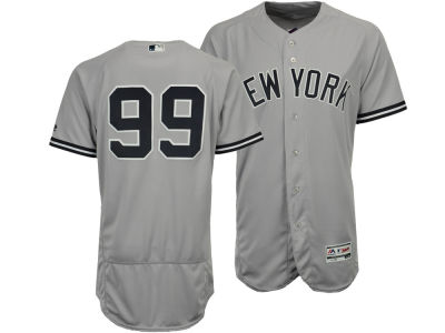 New York Yankees Aaron Judge Majestic MLB Men s Flexbase On-Field Player  Jersey  b2cce33656b