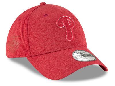 online retailer 34e45 6701c ... denmark philadelphia phillies new era 2018 mlb clubhouse 39thirty cap  lids 1b916 ad33d