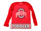 Ohio State Buckeyes NCAA Toddler Raglan Long Sleeve T-Shirt T-Shirts