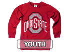 Ohio State Buckeyes NCAA Youth Girls Crossover Sweatshirt T-Shirts