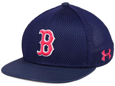 lowest price 3922d 9b4ff ... good boston red sox under armour mlb boys twist knit cap lids 7f560  22a76