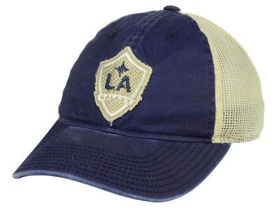 quality design a8112 6e4cf ... best price la galaxy adidas mls bleached trucker cap lids 6ee7b 0c3a5
