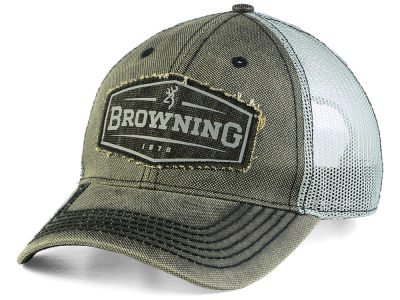 Browning Atlus Trucker Cap  26b3d215954