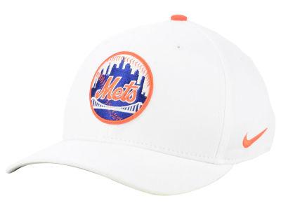 New York Mets Nike MLB Classic SwooshFlex Cap  e1018c8c1e19