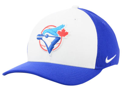cc8cadd4f74 Toronto Blue Jays Nike MLB Classic SwooshFlex Cap