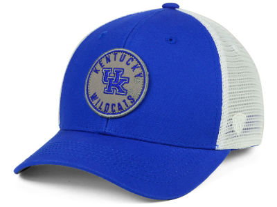 55ccbc49ada Kentucky Wildcats Top of the World NCAA Coin Trucker Cap