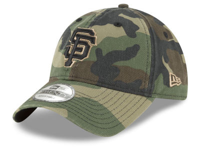 San Francisco Giants New Era MLB Camo Core Classic 9TWENTY Cap ... 3493a7179ae