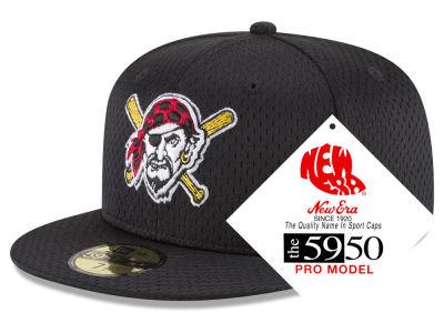 783652a17f1 Pittsburgh Pirates New Era MLB Retro Classic Batting Practice 59FIFTY Cap