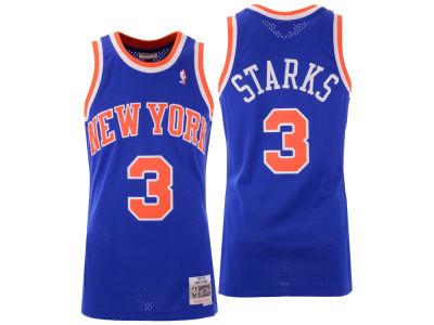 b80e96349d0 New York Knicks John Starks Mitchell & Ness NBA Men's Hardwood Classic  Swingman Jersey | Tuggl