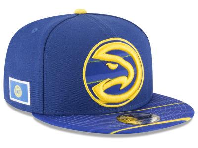 hot sale online e44a4 f83de ... promo code for atlanta hawks new era nba city flag 9fifty snapback cap  lids e349b 0db9d