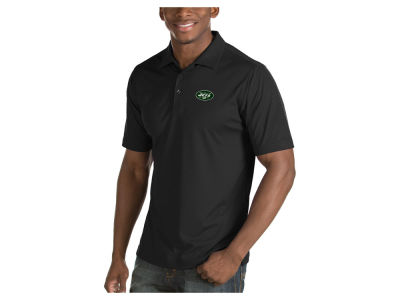 6a3410082 New York Jets Antigua NFL Men s Inspire Polo