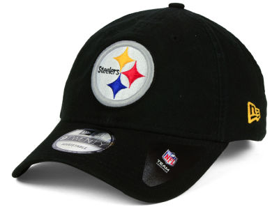 Pittsburgh Steelers New Era NFL Core Shore 9TWENTY Strapback Cap ... 10b42370f