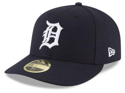 Detroit Tigers New Era MLB Low Profile AC Performance 59FIFTY Cap ... 8ed78bdd0