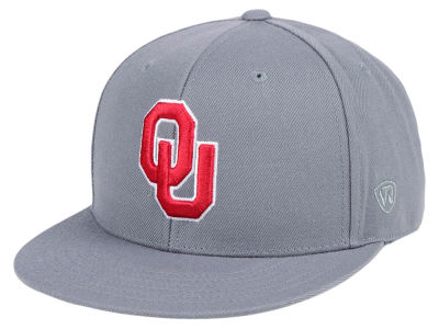 Oklahoma Sooners Top of the World NCAA Core Fitted Cap  078dec10499