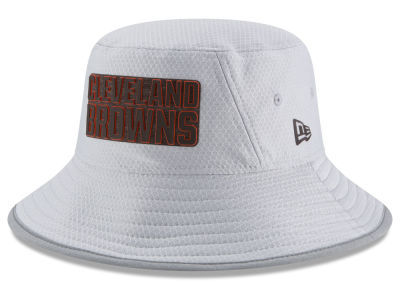 36eb2243d Cleveland Browns New Era 2018 NFL Training Bucket