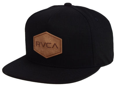 RVCA Commonwealth Deluxe Snapback Cap  81052242a2d