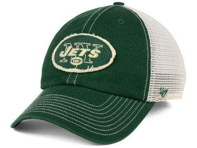 New York Jets  47 NFL Canyon Mesh CLEAN UP Cap  bee03df9ea6
