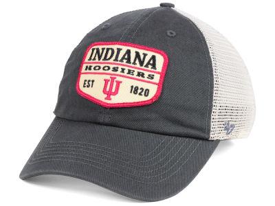 0f2173fd3f1 Indiana Hoosiers  47 NCAA Doherty Mesh CLEAN UP Cap