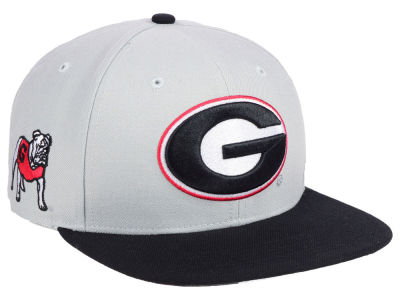 Georgia Bulldogs  47 NCAA Sure Shot 2 Tone CAPTAIN Cap  d37dc56b984