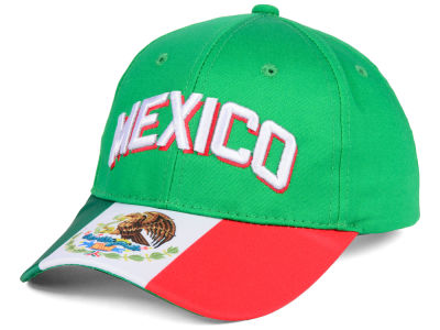 Mexico National Team Cap Lidscom