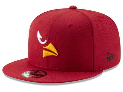 Arizona Cardinals New Era NFL Logo Elements Collection 9FIFTY Snapback Cap   e4c57035ee80