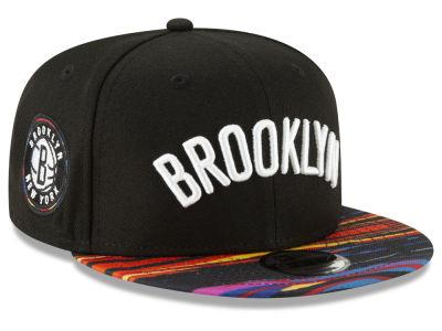 detailing 705e3 bd8da ... 50% off brooklyn nets new era nba city series 2.0 9fifty snapback cap  lids 4e0dd
