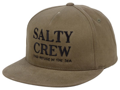 Salty Crew Top Shot Snapback Cap  55b68da41
