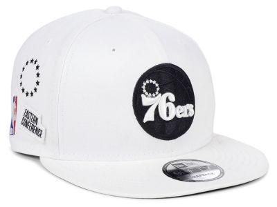 quality design 5bf33 59467 Philadelphia 76ers New Era NBA Night Sky 9FIFTY Snapback Cap   lids.com