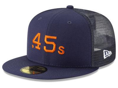 Houston Colt 45s New Era MLB Coop All Day 59FIFTY Cap  b8ecdca66a7