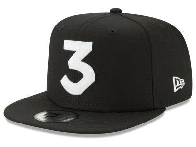 Chance The Rapper New Era 3 Snapback Cap  d618ace0e7c