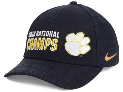 001759111b1 Clemson Tigers Nike 2019 NCAA National Championship Game Locker Room Cap
