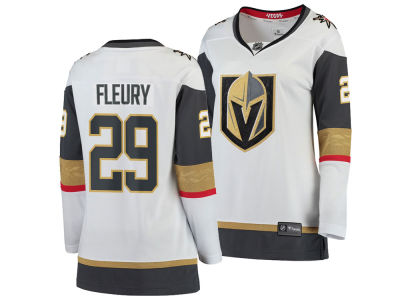 Vegas Golden Knights Marc-Andre Fleury NHL Branded NHL Women s Breakaway  Player Jersey  a020fb14b