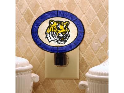 LSU Tigers NCAA Bathroom Bedroom Decor