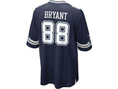 NFL Jersey's Women's Dallas Cowboys Dez Bryant Nike Navy Blue Limited Jersey