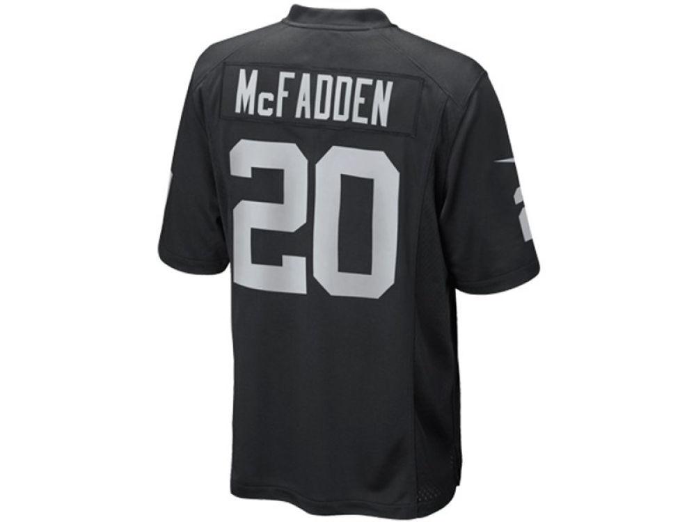Cheap NFL Jerseys Online - Oakland Raiders Darren McFadden Nike NFL Men's Limited Jersey ...