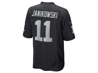 nfl 11 Sebastian Janikowski Oakland Raiders WOMEN Jerseys