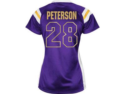 Minnesota Vikings Adrian Peterson WOMEN Jerseys