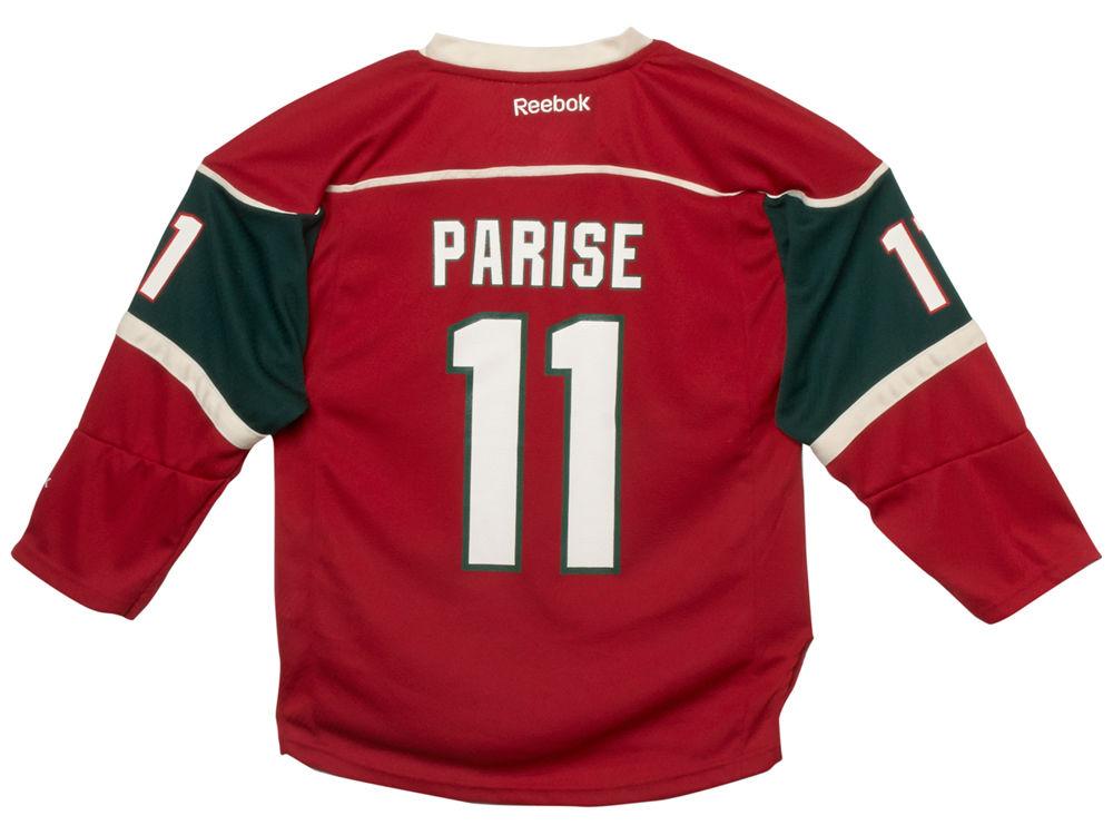 Nike NFL Youth Jerseys - Minnesota Wild Zach Parise adidas NHL Youth Replica Player Jersey ...