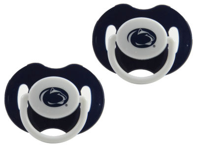 Chicago Bears Navy 2-Pack Pacifier Set
