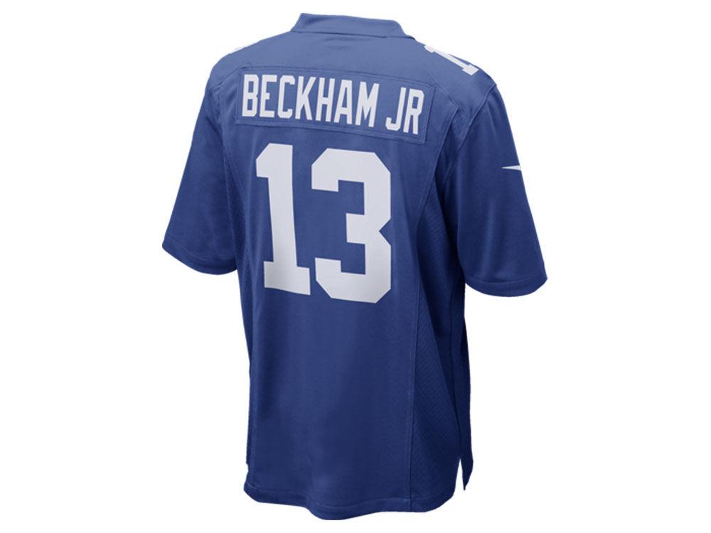 New York Giants Odell Beckham Jr. Nike NFL Men's Game Jersey ...