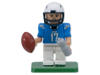 San Diego Chargers Philip Rivers Springy Logo Bobblehead