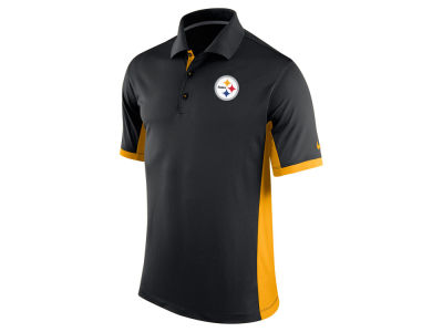 Pittsburgh Steelers Toddler Team T-Shirt & Shorts Set - Black