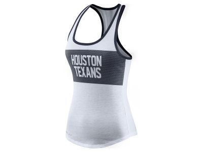 Women's Houston Texans Nike Navy Stadium Mod Tempo Performance Shorts