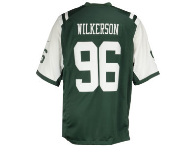 Nike Jets #19 Devin Smith Green Team Color Men's Stitched NFL Elite Jersey