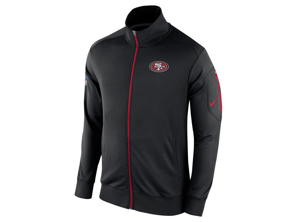 San Francisco 49ers Nike NFL Men's Empower Jacket | lids.com