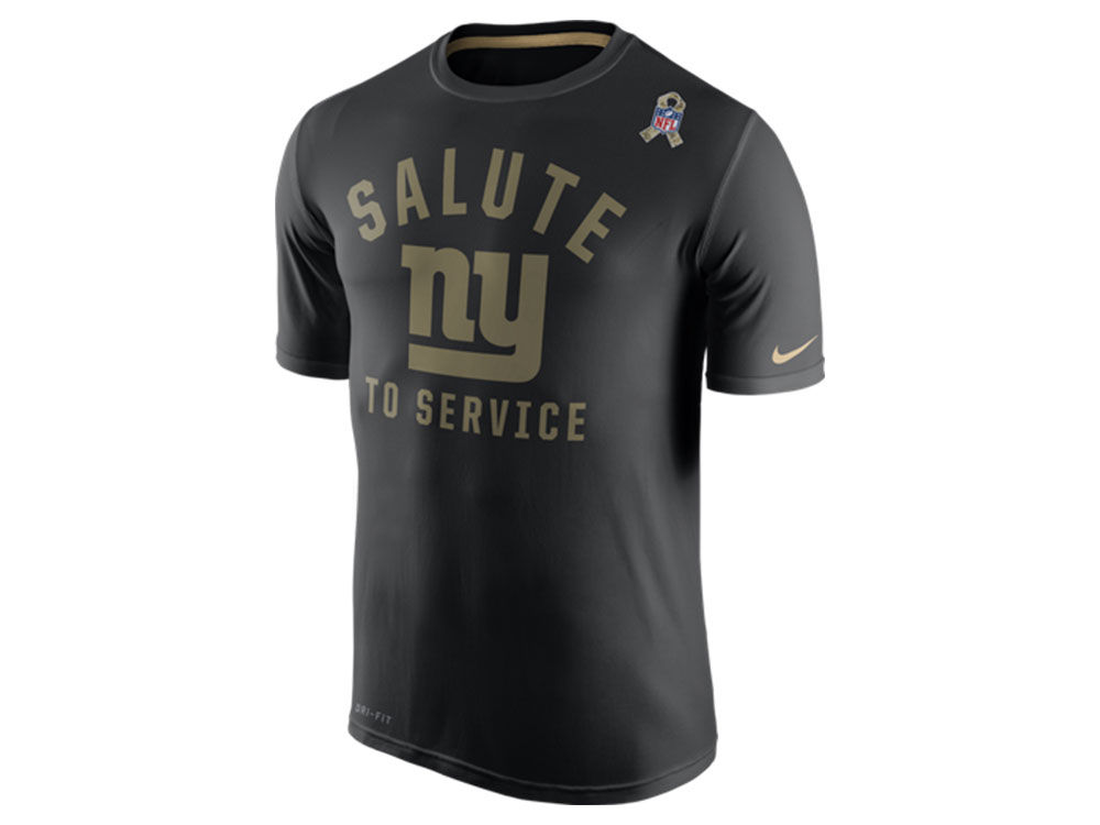 NFL Men s Nike New York Giants  13 Odell Beckham Jr Stitched Green Olive  Salute To Service ... 27412d055