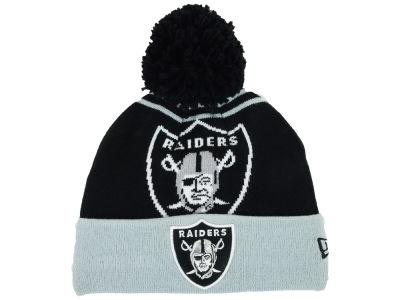Mens Kansas City Chiefs New Era Graphite Thanksgiving Fan Cuffed Knit Hat