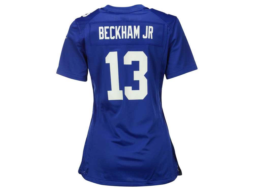 WOMEN New York Giants Odell Beckham Jerseys