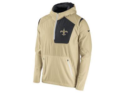 Men's New Orleans Saints Nike Black Legend Sideline Player Short Sleeve Performance T-Shirt