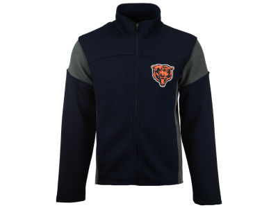 Mens Chicago Bears  Charcoal Field Of Play Pullover Hoodie